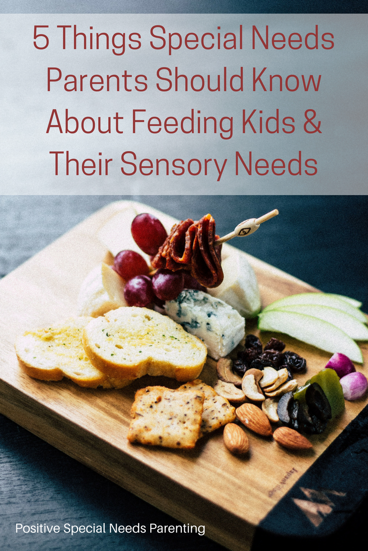 5 Things You Need to Know About Feeding Kids and Their Sensory Needs