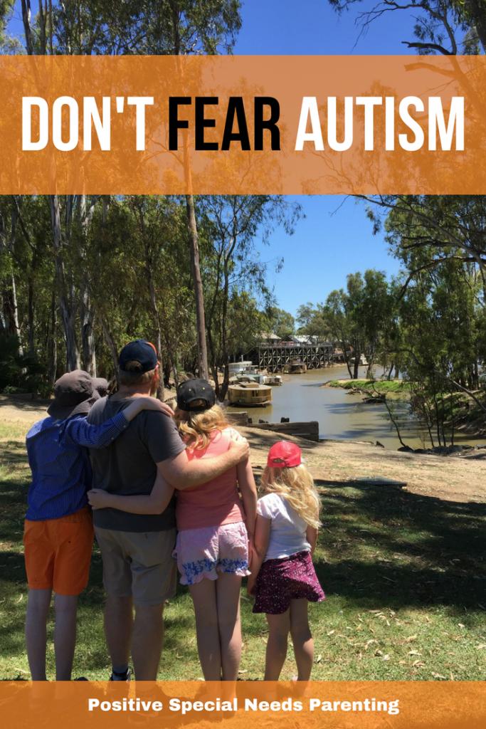 Don't Fear Autism