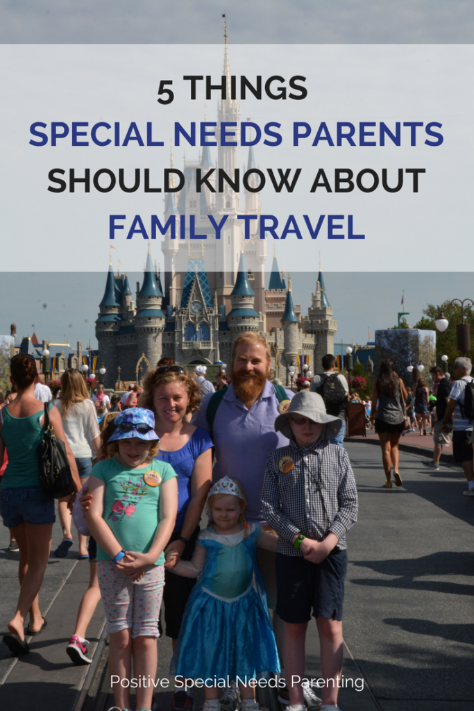 5 Things Special Needs Parents Should Know About Family Travel