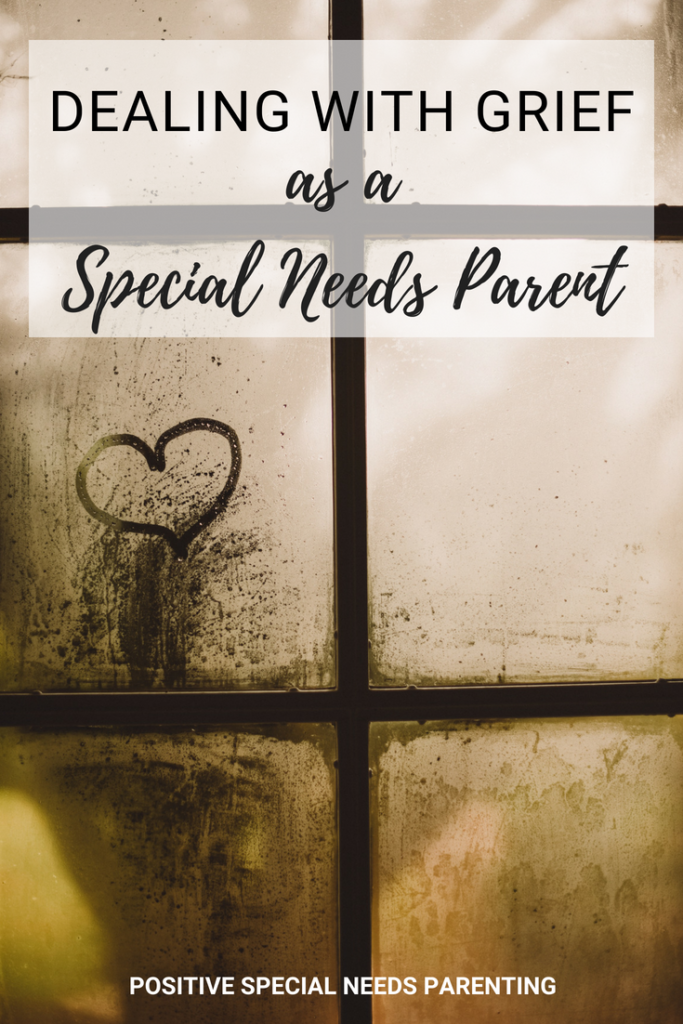 Dealing with Grief as a Special Needs Parent