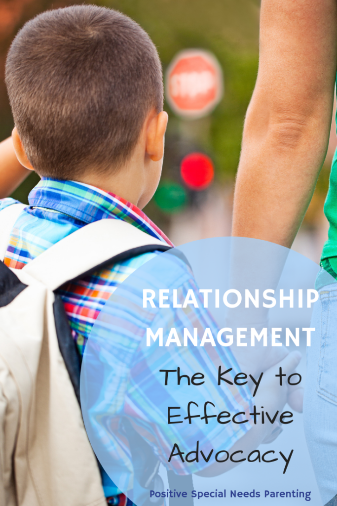 Effective Advocacy Begins With Relationship Management
